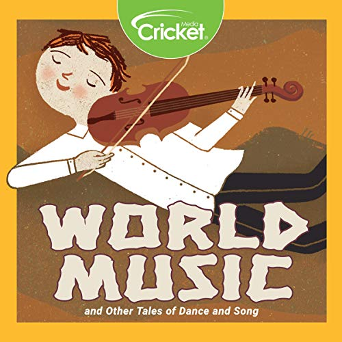 World Music and Other Tales of Dance and Song  By  cover art