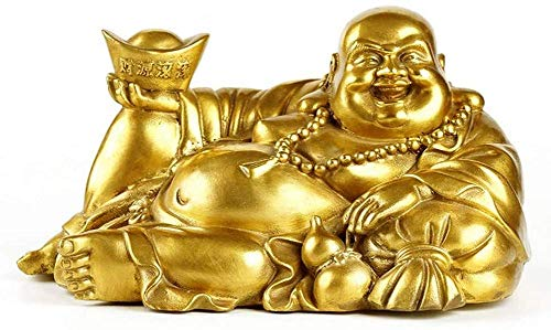 Home Decoration Happy Buddha Statue