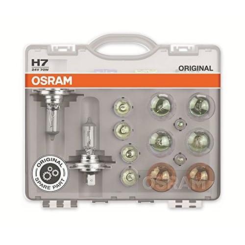 Osram CLKH7 Lámparas H7, Minibox para Camiones