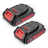 FirstPower 2.5Ah DCB205 DCB204 Li-ion Battery - Compatible with 20V Cordless Power Tools DCB180 DCB200 DCB204-2 DCB205-2 DCB206 DCD/DCF/DCG Series