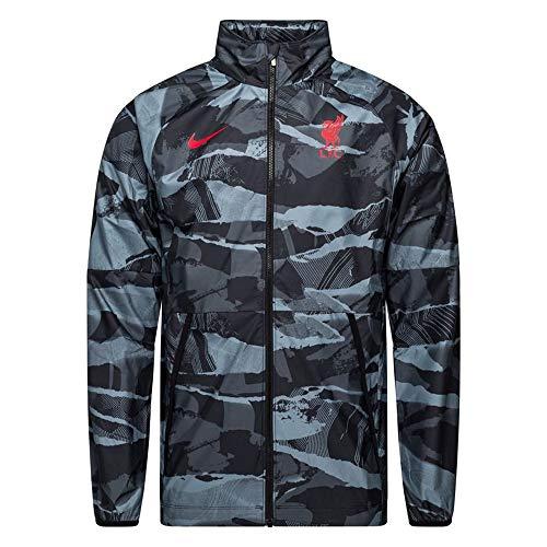 Liverpool FC Men's Soccer Jacket- 2020/21 (Medium)