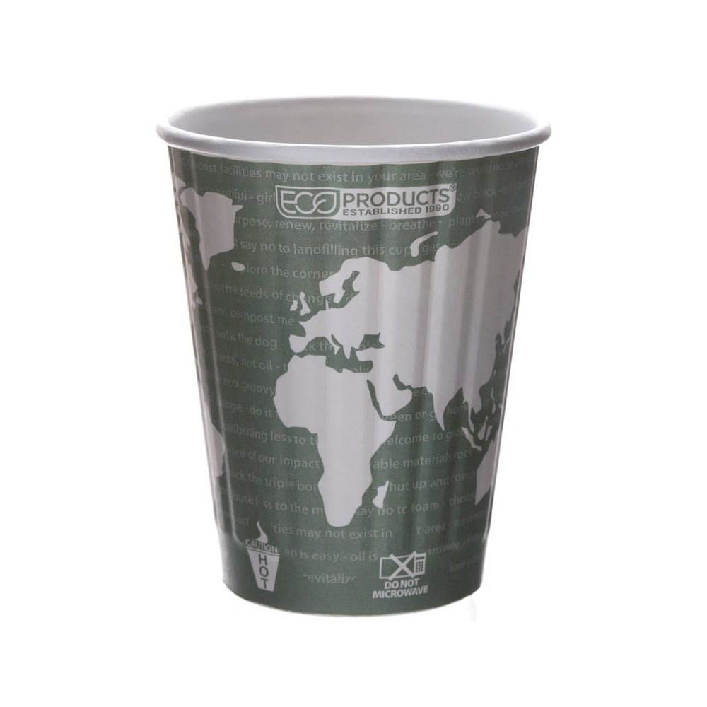 Eco-Products EP-BNHC12-WD Selling rankings Compostable Insulated Ranking TOP20 12 Hot Cups oz