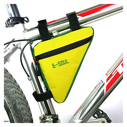 Huiyue Impermeable del Marco del Tubo Triángulo de Ciclo de la Bici armazón Delantero del Bolso Bolsa de Bicicletas de montaña del Bolso del triángulo Soporte Bolsa de sillín Bolsa de Bicicleta