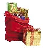 Rubies Saco de Papá Noel, Unisex, Saco para Navidad, Adultos y Niños, Talla Única