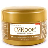 Bed Sore Cream, Organic Bedsore Ointment, Bed Sores Treatment, Intense Fast Wound Healing Ointment for Bedsores, Pressure Sores, Diabetic Wounds, Venous Foot and Leg Ulcers by LMNOOP®(3.5 oz)