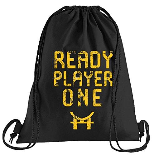T-Shirt People Ready Player One Oasis Sportbeutel – bedruckter Beutel – eine schöne Sport-Tasche Beutel mit Kordeln