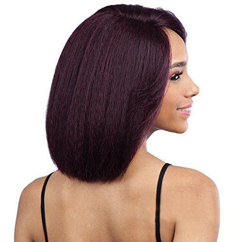 "Haircloset's Freetress Equal Deep Invisible ""L"" Part Lace Front Wig HANIA (1)"