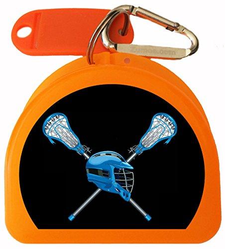 Zumoe Lacrosse Mouthguard, Mouth Guard Case - Men's Lacrosse