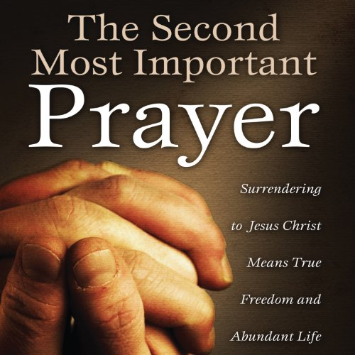 The Second Most Important Prayer audiobook cover art