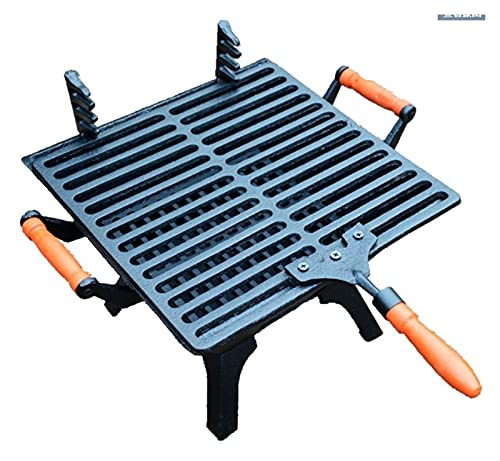 Gusseiser Barbecue Grill Holzkohle BBQ...