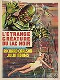 Classic Posters Affiche du Film L''etrange Creature du lac Noir (Creature from The...
