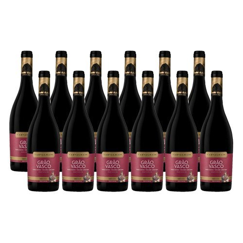 Grão Vasco Dão - Vino Tinto- 12 Botellas