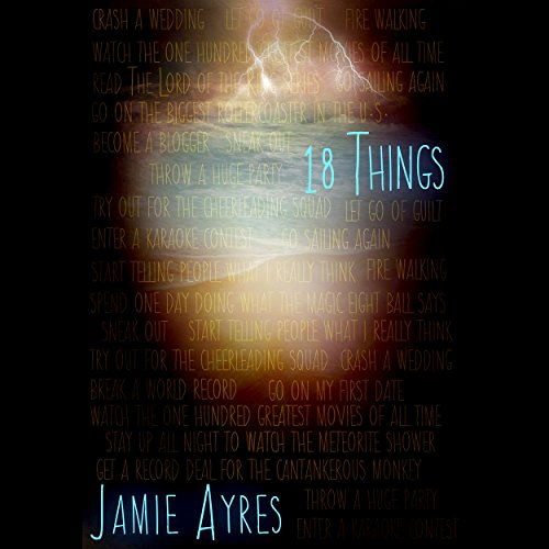 18 Things audiobook cover art