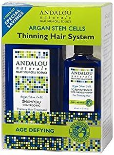 アンダロウ年齢挑む薄毛治療システム - Andalou Age Defying Hair Thinning Treatment System (Andalou) [並行輸入品]