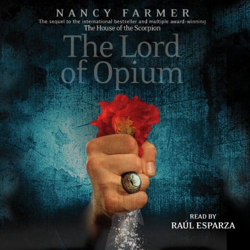 The Lord of Opium audiobook cover art
