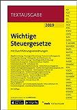 Wichtige Steuergesetze: mit Durchführungsverordnungen. (Textausgabe) - NWB Gesetzesredaktion