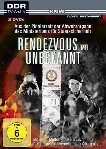 Rendezvous mit unbekannt (DDR TV-Archiv) (2 DVDs)