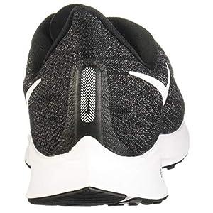 Nike Air Zoom Pegasus 36 Women's Running Shoe Black/White-Thunder Grey Size 10.0