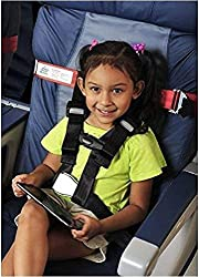 CARES safety harness a good alternative to a car seat