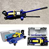 Feidak Hydraulic Trolley Floor Jack Heavy Duty 2 Ton Low Profile Trolley Jack Lifting Jack for Car Van Garage...