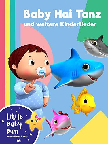 Little Baby Bum - Baby Hai Tanz und weitere Kinderlieder