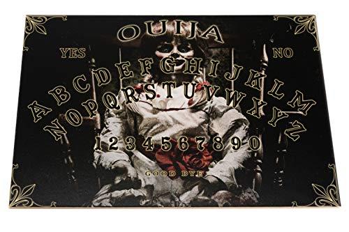 Wiccan Star Annabellestil hölzernes Ouija Brett. Hexenbrett mit detaillierten anweisungen (in Englisch). Ouija Board