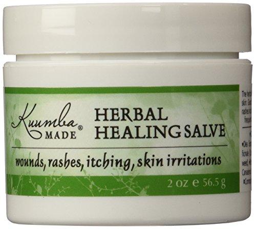 KUUMBA MADE Herbal Salve, 2 OZ