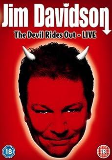 Jim Davidson - The Devil Rides Out - Live