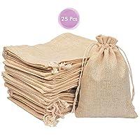 巾着袋 小 かわいい ラッピング袋 ギフトバッグ 25点セット キャンバス 和柄 小物入れ 収納ポーチ 雑貨 プレゼント用 shengo