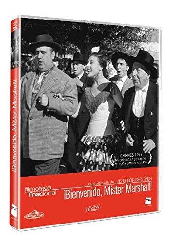 Bienvenido Mr. Marshall Blu Ray + DVD Ed coleccionista con libreto 32 Pags. English Subtitles [Blu-ray]
