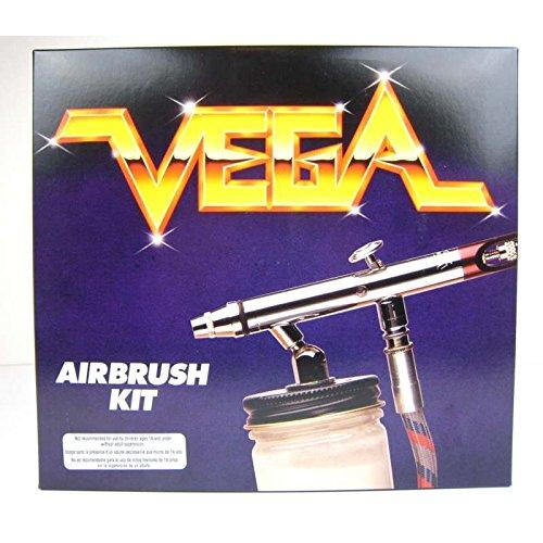 Badger Vega 2000 Airbrushpistole Double-Action Schlauch Saugsystem Airbrush Pistole