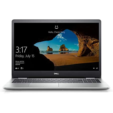 Dell Inspiron 3501 15.6-inch FHD Laptop (10th Gen Core i3/8GB/1TB HDD/Windows 10 + MS Office 2019/Intel HD Graphics/1.83 kg), Silver