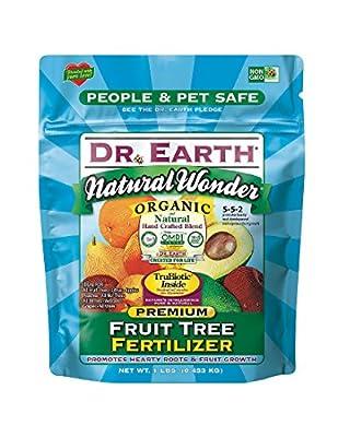Dr. Earth Natural Wonder Fruit Tree Fertilizer