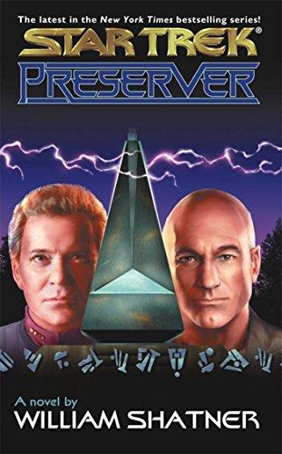 Preserver: Shatnerverse: Mirror Universe (Star Trek) (English Edition)