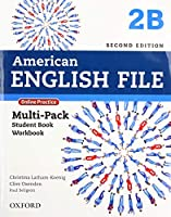 American English File: Level 2: B Multi-Pack