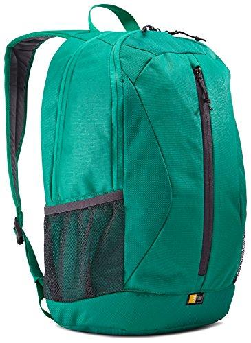 """Case Logic Zaino per Laptop da 15,6"""", Verde"""