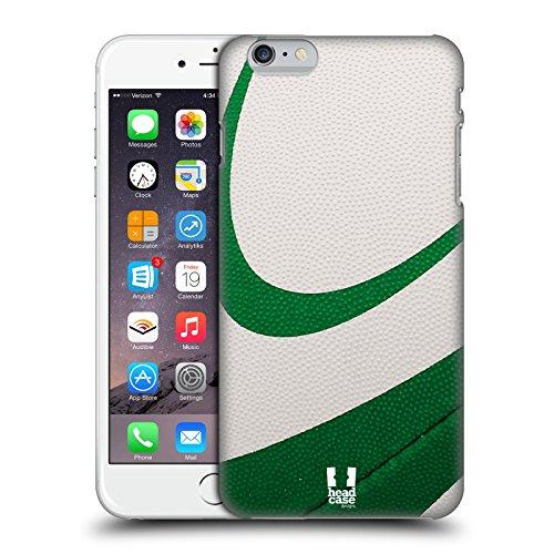 Head Case Designs Rugby Palle da Collezione Cover Dura per Parte Posteriore Compatibile con Apple iPhone 6 Plus/iPhone 6s Plus