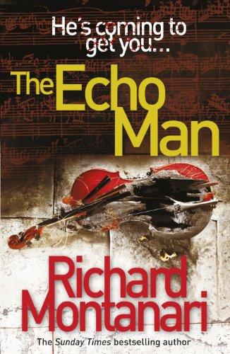 The Echo Man: (Byrne & Balzano 5) (English Edition)