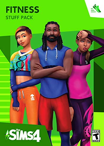 The Sims 4 - Fitness Stuff [Online Game Code]