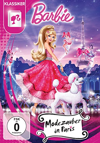 Barbie - Modezauber in Paris [Alemania] [DVD]