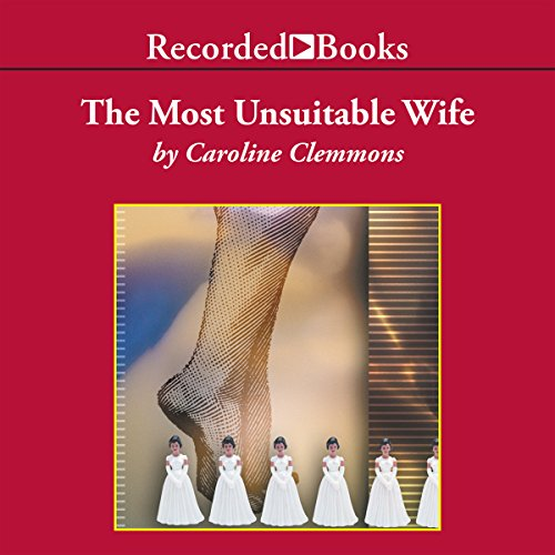 The Most Unsuitable Wife audiobook cover art