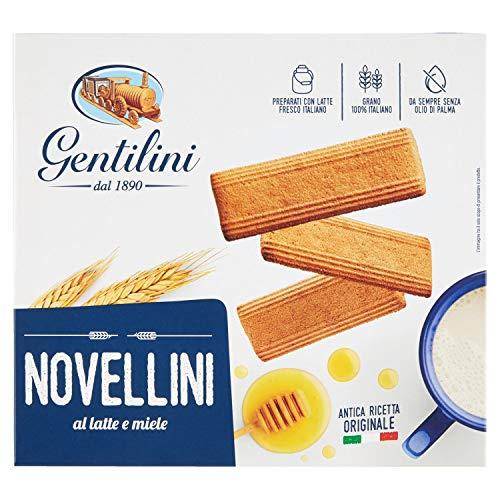 Gentilini Novellini - 1 confezione da 4 x 250 gr