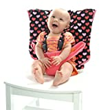 Product Image of the MY LITTLE SEAT Travel High Chair - All My Lovin' - The Original Portable High...