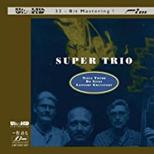 Super Trio (Ultra High Definition 32-Bit Master) by Various Artists (2011-09-20)