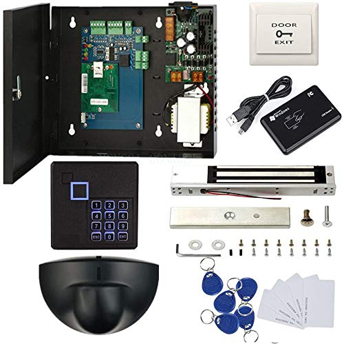Mengqi IP Security Door Control