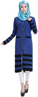Hzjundasi Middle East Kaftan Malaysia Arab エスニック服 アバヤ イスラム教徒 Dubai ロングスリーブ アパレル イスラム教の Turkey イブニングガウン ドレス ローブ