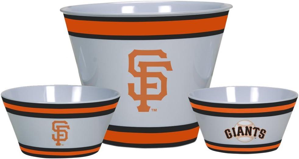 Oakland Mall MLB San Francisco Giants Serving Melamine Set Choice