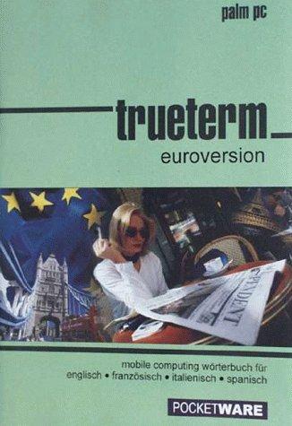 Preisvergleich Produktbild TrueTerm Euroversion - PalmOS 3.x (Palm)