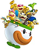 Sticker koopalings Super Mario 15062, Hauteur 40cm