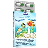 Beseder Bio Starter. Aquarium Booster. Fish Tank Water Cleaner. Digester of Excess nutrients. Makes Water Healthy, Reduces The Amount of Nitrite and Ammonia. Reduces The Need for Aquarium Cleaning.